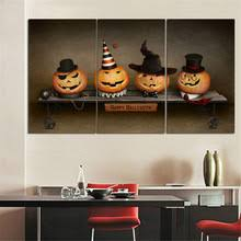 Posters For Living Room by Popular Halloween Pumpkin Painting Buy Cheap Halloween Pumpkin