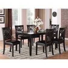 standard furniture dining room sets standard furniture 18762 brooklyn dining room set with a table and