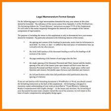 Sephora Resume Legal Memo Format Legal Memo Format Example Sample Legal Memo