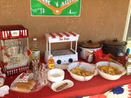 baseball party ideas take me out to the ballgame baseball themed party ideas