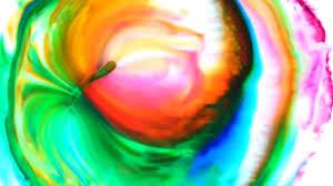 milk food coloring u003d crazy color mix youtube