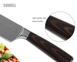 laser kitchen knives aliexpress buy 8 inch chef kitchen knife 7cr17 stainless