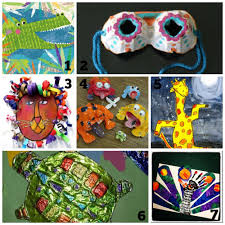 cool art projects summer time fun for kids refunk my junk