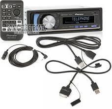 pioneer deh p7000bt dehp7000bt cd mp3 wma receiver with built