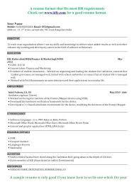 good examples of a resume hitecauto us