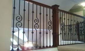 Wrought Iron Spindles Iron Stair Balusters Durowood Flooring