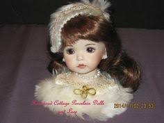doll heads ornaments
