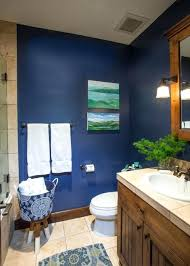 blue and black bathroom ideas 48 lovely blue and black bathroom ideas derekhansen me