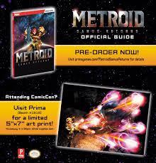 Metroid 2 Map Offizielles Lösungsbuch Zu Metroid Samus Returns Angekündigt