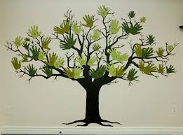 shaliese photography printing handprint family tree project