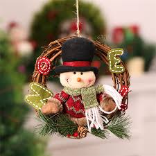 online buy wholesale wooden christmas decorations from china