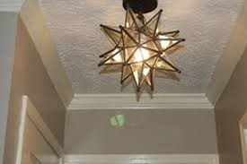 Hallway Light Fixtures Ceiling Light Fixture Pottery Barn Home Lighting Insight