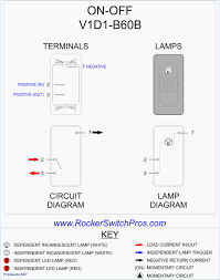 wiring diagram for toggle switch wiring a toggle switch to a lamp