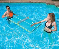 floating table for pool floating waterproof table tennis gadget flow