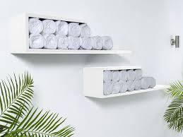 Storage For Bathroom by Bathroom Towel Shelves Chrome Towel Rack Towel Holder Stand