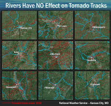 Illinois Weather Map by Tornado Illinois State Climatologist