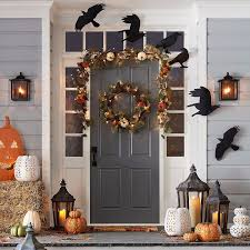 pottery barn halloween collection 2017 popsugar home