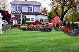 simple front yard landscaping ideas design u2014 home design ideas