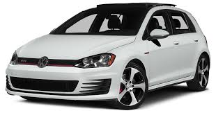 white volkswagen gti interior 2017 volkswagen golf gti se 4 door m6 in pure white for sale in