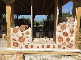 Cement Mix For Pointing Patio by Cordwood For Beginners Accidental Hippies