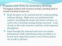3 power point synopsis writing
