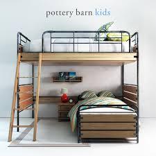 Pottery Barn Bed For Sale Pottery Barn Owen Twin Loft Bed By Erkin Aliyev 3docean
