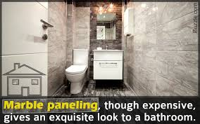 bathroom paneling ideas add some oomph with these delightful bathroom paneling ideas