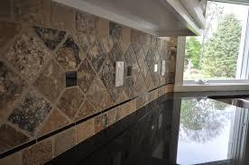 Black Kitchen Backsplash Ideas Modern Concept Black Granite Tile And Tile Backsplash Ideas Black