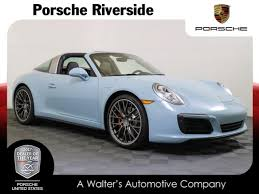 porsche targa 2018 dealer inventory new 2017 porsche 911 targa 4s exterior paint to