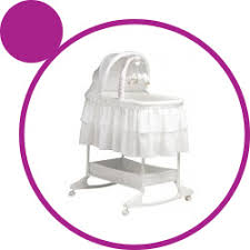 Bassinet That Hooks To Bed Baby Cradle U0026 Bassinets Online Baby Bunting