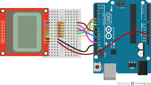 graphic lcd hookup guide learn sparkfun com