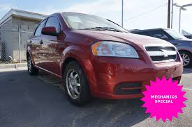 used 2010 chevrolet aveo lt w 1lt for sale in murray sedan