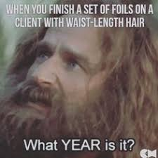 Cosmetology Memes - 60 memes that will keep hairdressers laughing for hours hairdressers