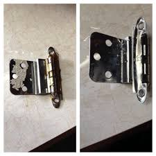 Cleaning Kitchen Cabinet Doors Cleaning Old Cabinet Hardware The Easy Way Place Hinges Hardware