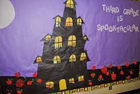 inspiration for education halloween bulletin board