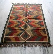 ebay area rugs antique anatolia turkish wool jute antalya kilim area rug kelim