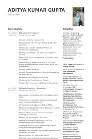 Software Testing Resume Sample by Performance Resume Templates With Sample Performance Resume And