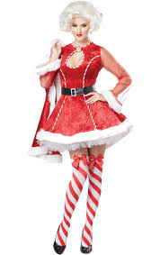 mrs claus costumes mrs claus costume jokers masquerade