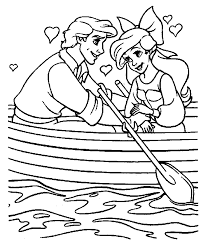 ariel coloring pages free printable laura williams
