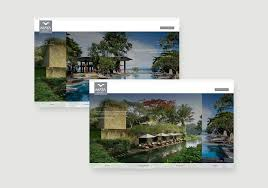 responsive website for the award winning luxury hotels maya resorts