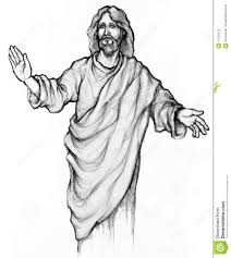 3d pencil drawings of jesus christ drawing art ideas