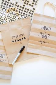 thanksgiving stationery paper diy thanksgiving leftovers bags a thoughtful craft for after the