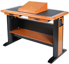 Lectern Desk Table Top Lectern Caretta Workspace