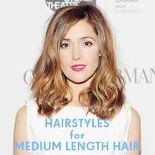 mid length hairstyles for medium length hair hair extensions blog hair