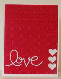 cool valentines cards to make stampin up handmade valentine day card heart in a jar stamped