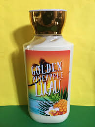 Breathe Comfort Vanilla Milk Lotion Bath U0026 Body Works Golden Pineapple Luau Body Lotion Full Size