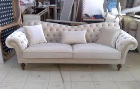 seat sofas velvet chesterfield seat sofa in high quailty interior design