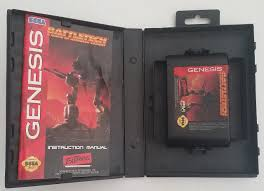 amazon com battletech sega genesis video games