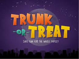 trunk or treat mosaic bible fellowship