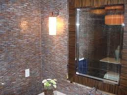 Glass Tile Bathroom Ideas by Inspiration Ideas Mossaic Glass Tile Bathroom New Jersey Custom